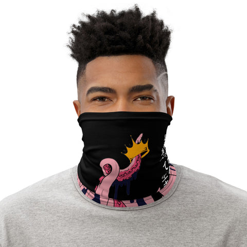 Tentacle Royalty Neck Gaiter