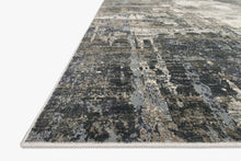 Load image into Gallery viewer, Cascade Collection Ivory / Charcoal Rug