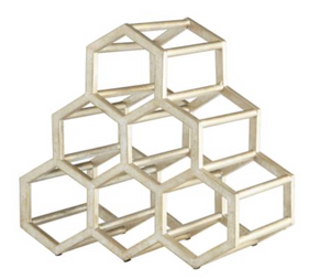 Hex Wine Rack