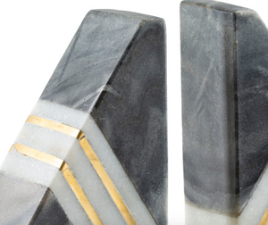 Slate Bookends