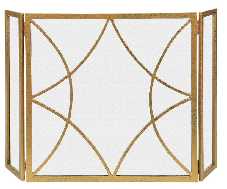 London Fireplace Screen
