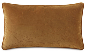 Medara Lasercut Velvet Decorative Pillow