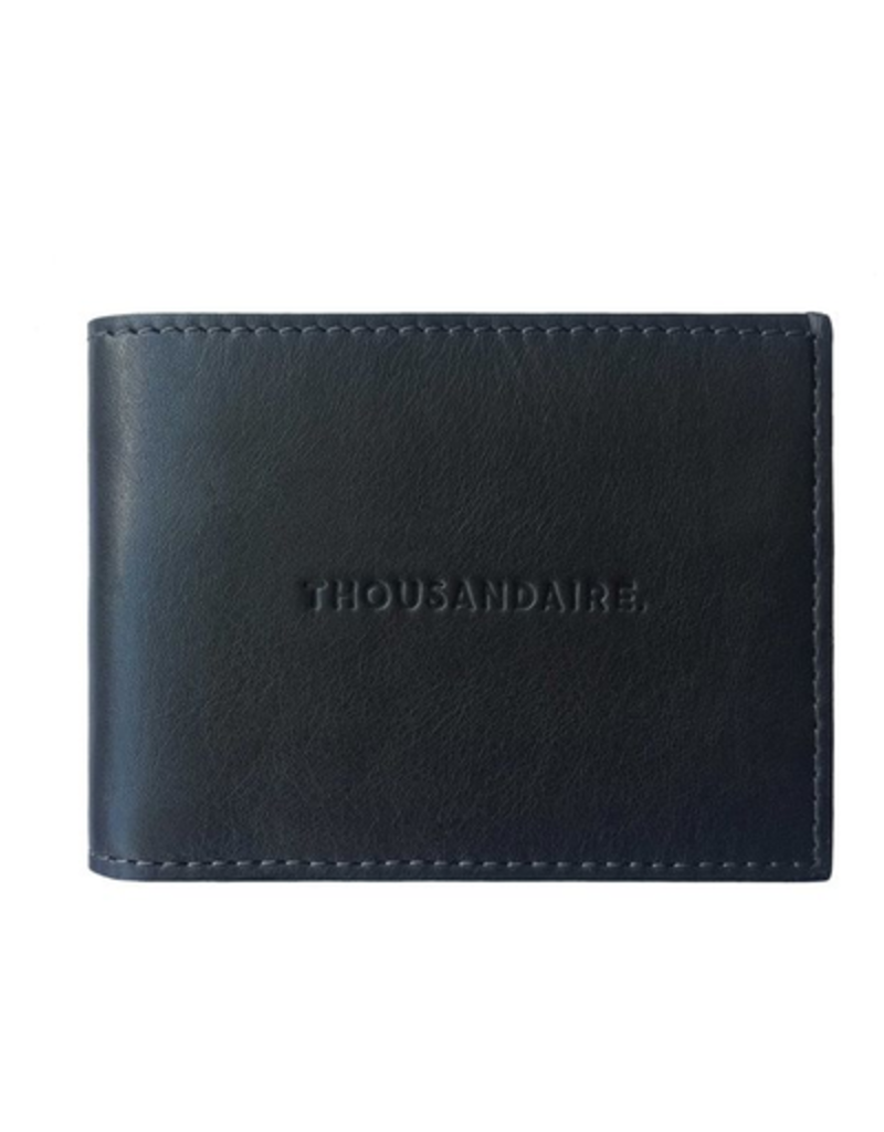 Thousandaire Leather Bifold Wallet