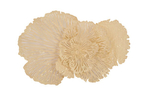 Flower Wall Art Ivory - MD