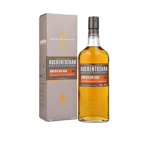 AUCHENTOSHAN AMERICAN OAK SINGLE MALT WHISKY 750ml 40% japanmart.sg
