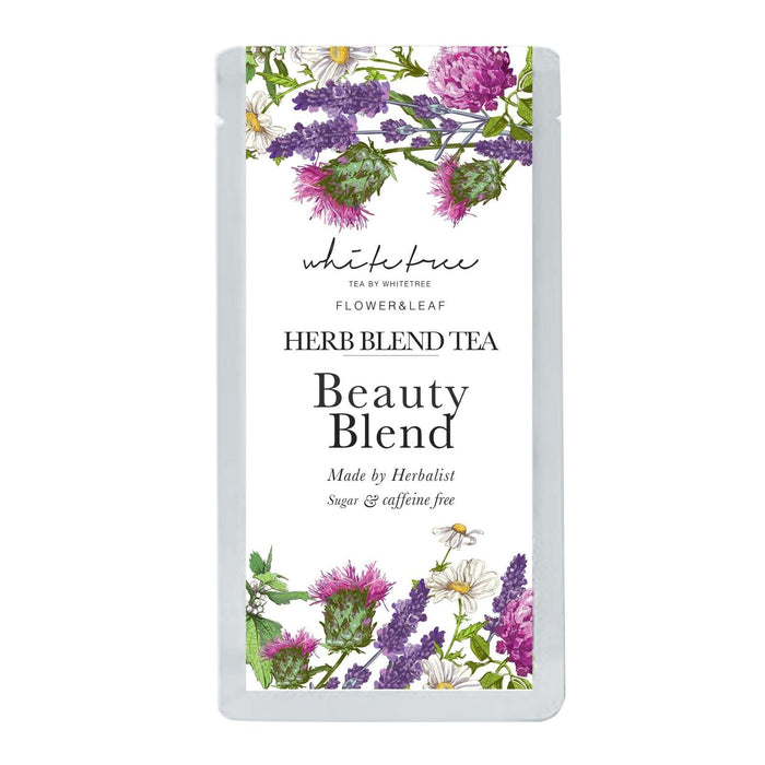 ビューティーブレンド Whitetree The Beauty Blend Tea 16.5g (5 Teabags) japanmart.sg