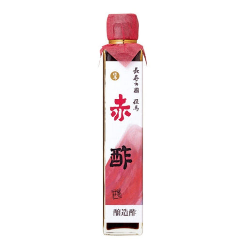 赤酢 Akazu Red Rice Vinegar 200ml japanmart.sg