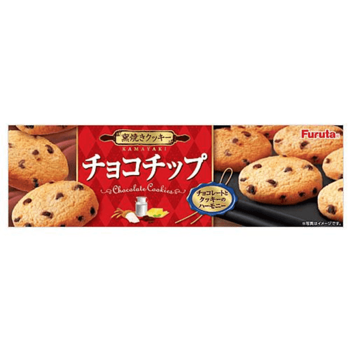 Furata - Japan Chocolate Chips Cookies Snack 80.4g Honeydaes - Japan Foods Grocery Online