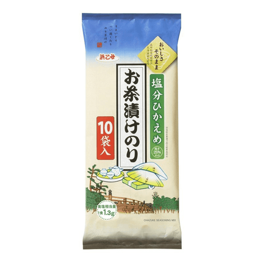 Hamaotome Ochazuke Nori Seaweed Flavour Japanese Instant Rice Topping (10 PKT) 56g japanmart.sg