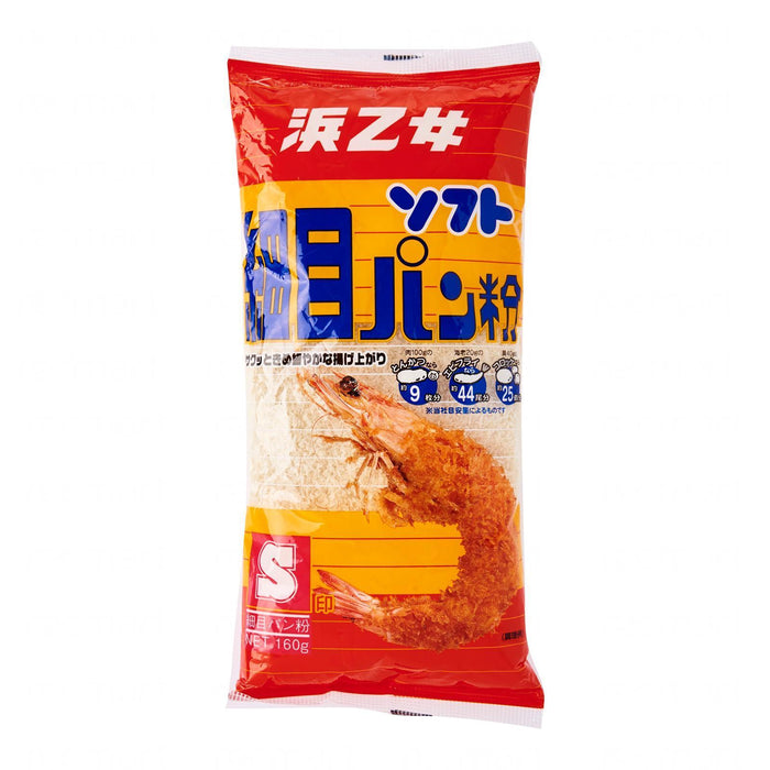 Hamaotome Soft Panko 160g Honeydaes - Japan Foods Grocery Online