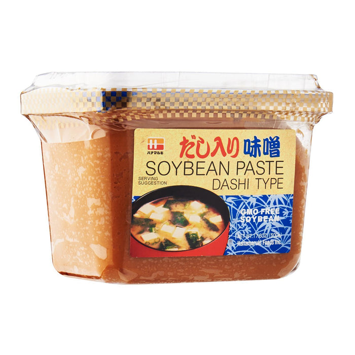 Hanamaruki Dashi Miso Paste 500g japanmart.sg