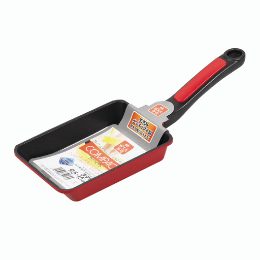 Kirei Tamago Yaki Cooking Pan <Standard> (9.5x15cm) Unit Honeydaes - Japan Foods Grocery Online