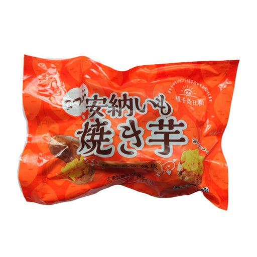 冷凍安納焼き芋「こつぶ」 Frozen ANNO IMO Japanese Roasted Sweet Potato Whole - Frozen (S Size) 500g japanmart.sg
