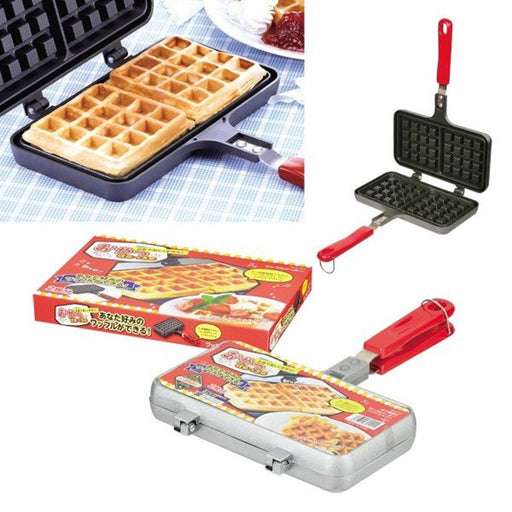 OYATSU DESSE <Cafe Sunday Cooking Series> Japan Fluorine Specialised Waffle Maker Honeydaes - Japan Foods Grocery Online