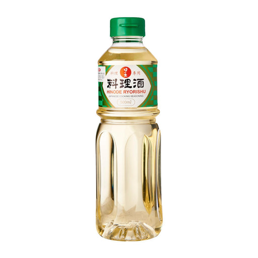 日の出 料理酒 Hinode Ryori Shu Cooking Sake 500ml Honeydaes - Japan Foods Grocery Online