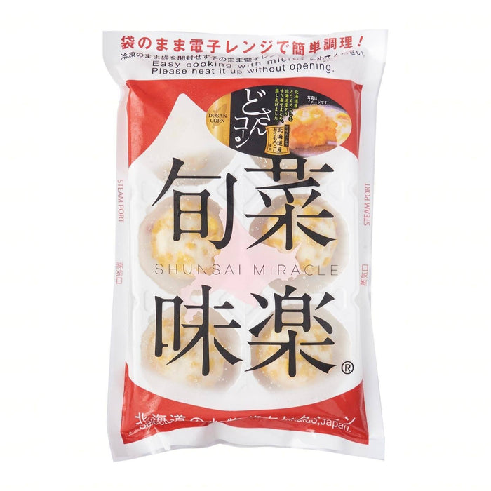 Shunsai Miracle Super Sweet Corn Dumpling 180G Honeydaes - Japan Foods Grocery Online