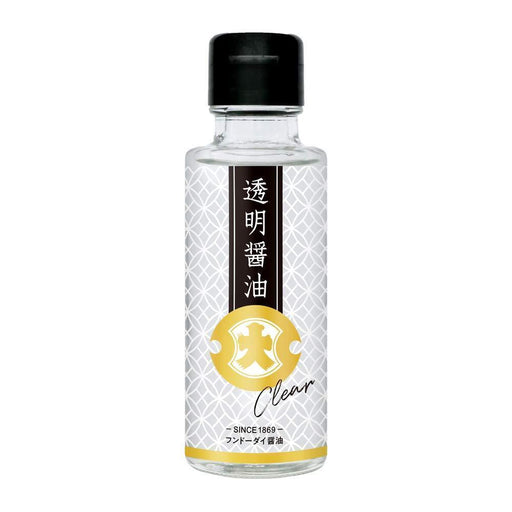 Toumei Japanese Transparent Clear Shoyu 100ml japanmart.sg