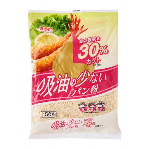 吸油の少ない パン粉 Hamaotome Kyuu Abura No Sukunai (Less Oil Absorption) Soft Panko Bread Crumbs 150g japanmart.sg