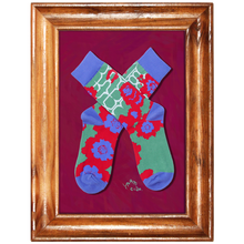 Load image into Gallery viewer, AINU HOS SOCK / size S-M