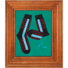 Load image into Gallery viewer, AINU RU SOCK / size M-L