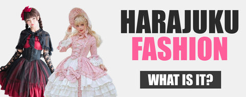 What is Harajuku Fashion?