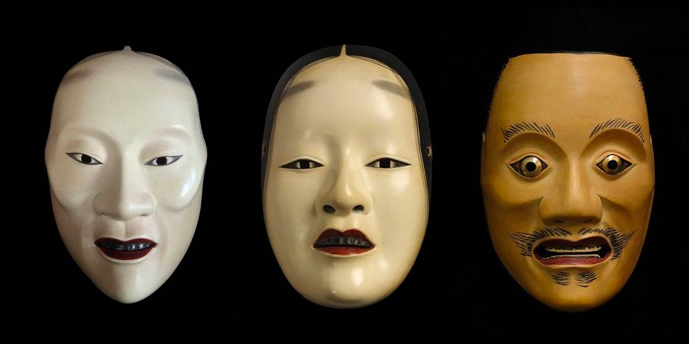 noh mask meaning