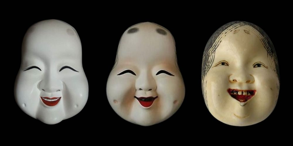 Okame mask meaning