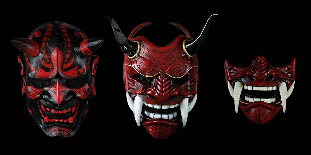 oni mask meaning