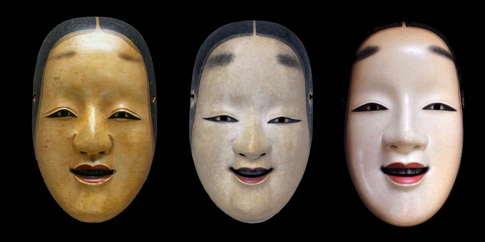 Onnamen Mask Meaning
