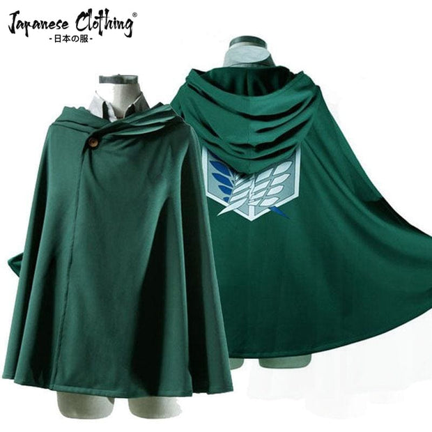 Attack on Titan Cape Hoodie