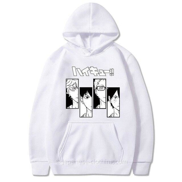 Haikyuu To The Top Hoodie