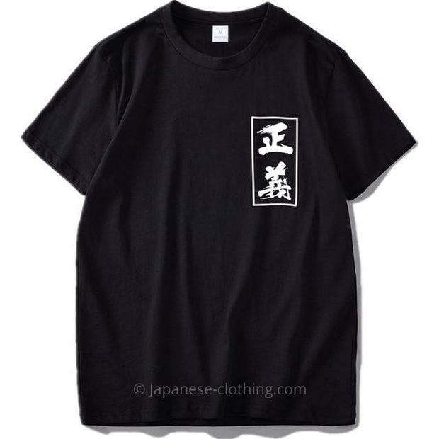 Shirts with Chinese Writing