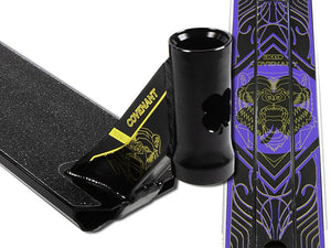 Lucky 2019 COVENANT™ Black/Neo Pro Scooter Deck