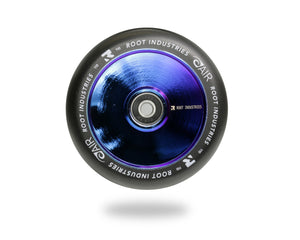 Root Industries 110mm AIR Wheels Blu Ray with Black Urethane