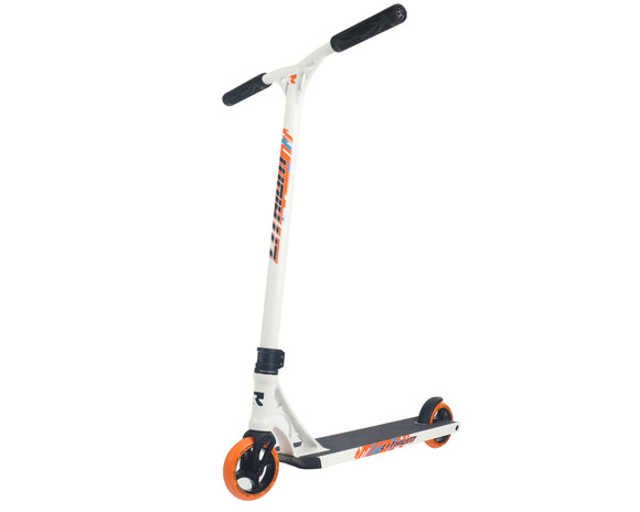 Root Industries Lithium Pro Scooter- White/Orange