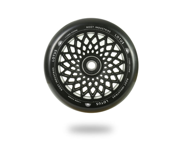 Root Industries Lotus Wheels 30mm Black Pair - Half Price!!