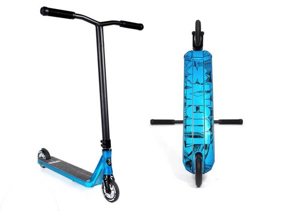 Lucky AXIS™ Pro Scooter - Teal