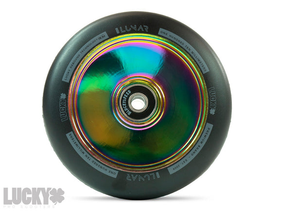 Lucky Lunar 110mm Scooter Neo Chrome Wheels