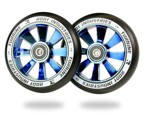 Root Industries 110mm Turbine Wheels - Blu-Ray