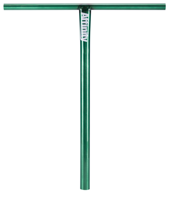 Affinity Classics XL T Bar - Oversized - Trans Green