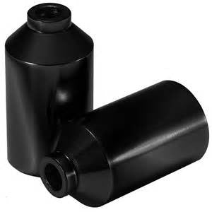 Envy aluminum pegs - Black