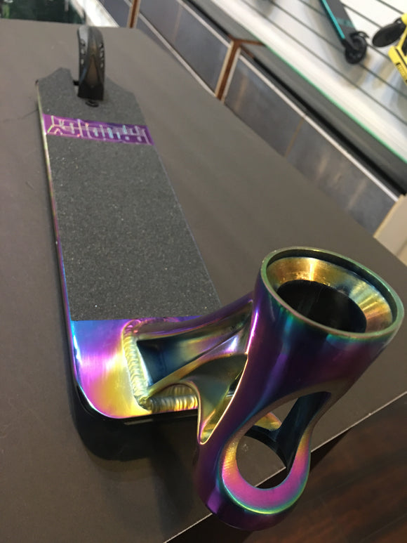 Envy Prodigy S8 Scooter Deck - Oil Slick