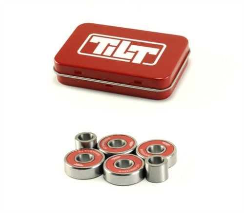 Tilt Six-Shooter Scooter Bearings