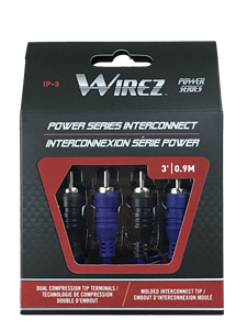 2 Channel Interconnect - Power Series