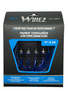 4 Channel Interconnect - 17FT - Tech Series