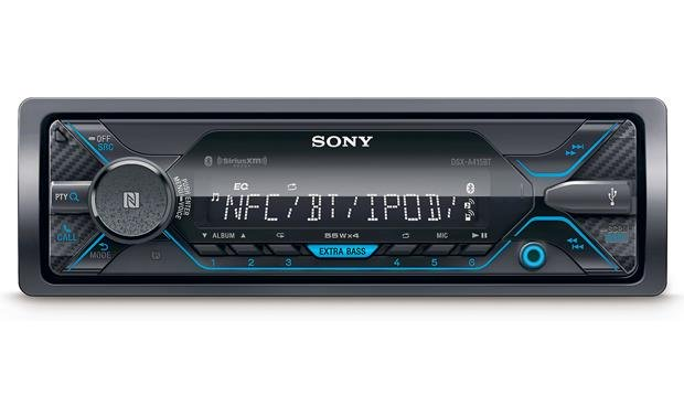Sony DSX-A415BT Digital media receiver (does not play CDs)