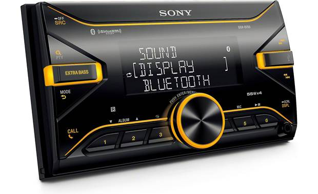 Sony DSX-B700 Digital media receiver — does not play CDs