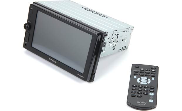 Sony XAV-V10BT Digital multimedia receiver