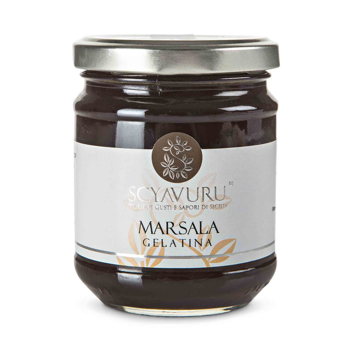 Marsala Wine Jelly 230g
