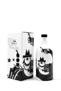 The man with the hat 500ml Extra Virgin Olive Oil in Limited Edition by Frantoio Muraglia